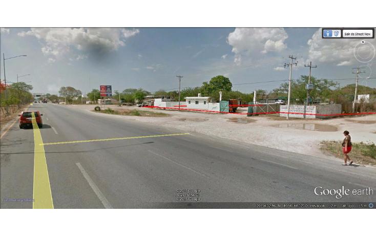 Foto de terreno comercial en venta en  , dzununcan, motul, yucatán, 1327825 No. 04