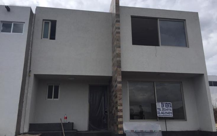Foto de casa en venta en e 22, juriquilla, querétaro, querétaro, 2711504 No. 01