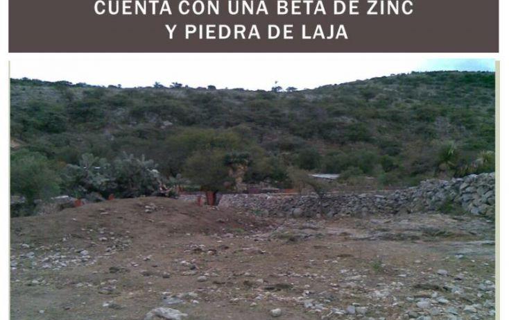 Foto de terreno comercial en venta en e hacienda villela, benito juárez, santa maría del río, san luis potosí, 1574516 no 09