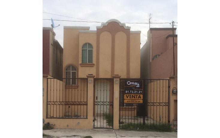 Foto de casa en venta en  , ébanos ix, apodaca, nuevo león, 1273629 No. 01