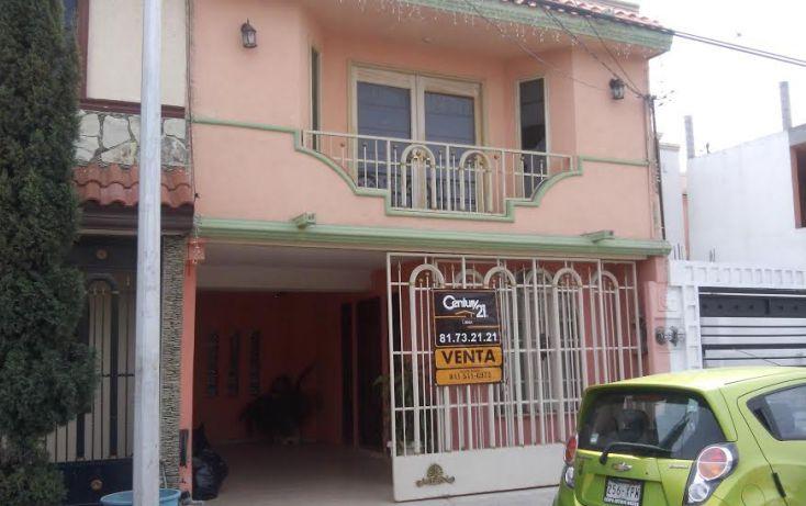 Foto de casa en venta en, ébanos xi, apodaca, nuevo león, 1742044 no 02