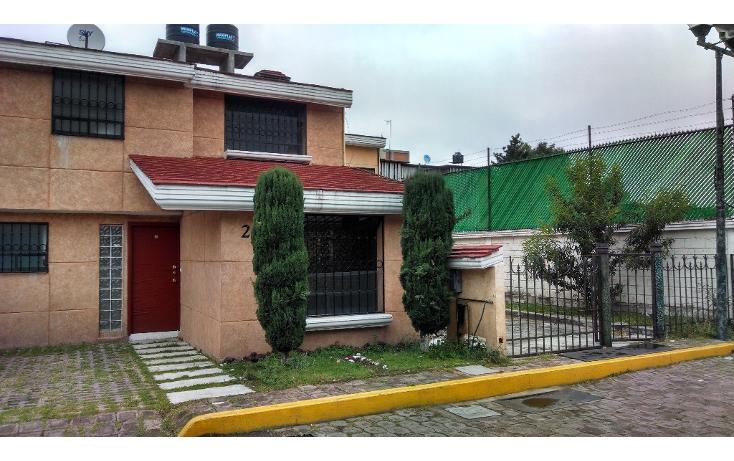 Foto de casa en venta en  , ecatepec 2000, ecatepec de morelos, méxico, 1143815 No. 01
