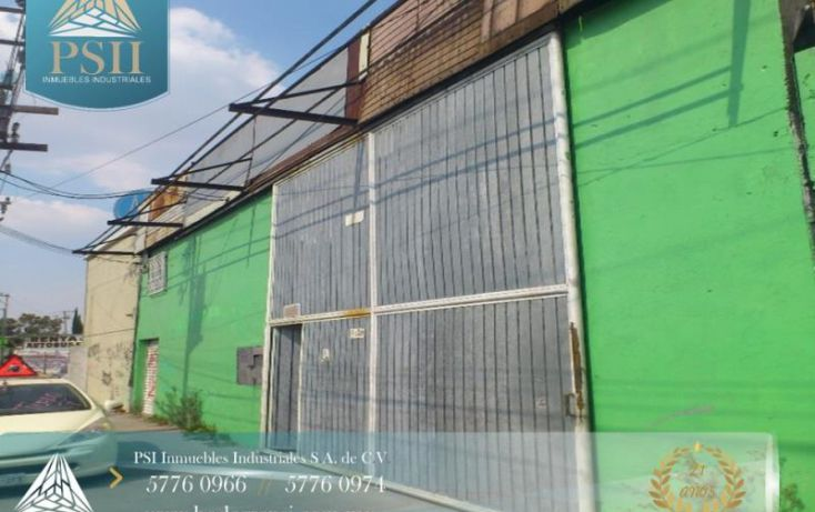 Foto de bodega en venta en ecatepec 540, la guadalupana, ecatepec de morelos, estado de méxico, 1581524 no 01