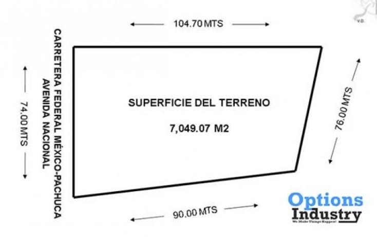 Foto de terreno comercial en venta en  , ecatepec centro, ecatepec de morelos, m?xico, 1726808 No. 02