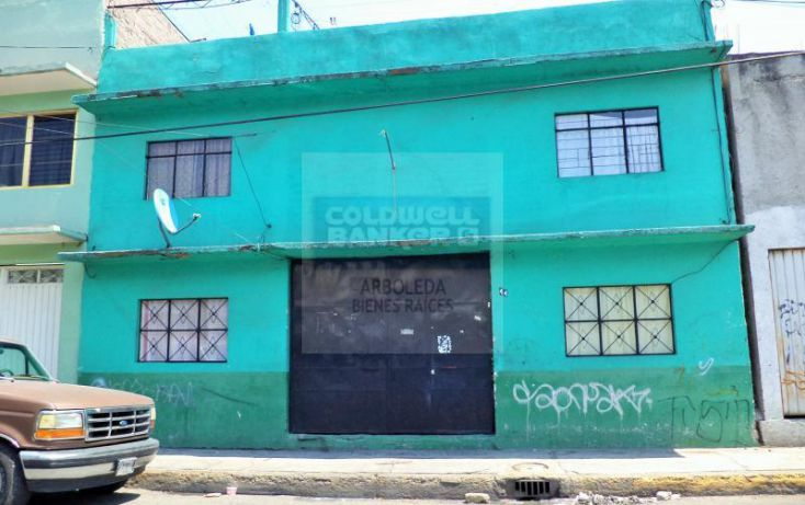 Foto de edificio en venta en ecatepec, san miguel xalostoc, fragata 44, san miguel xalostoc, ecatepec de morelos, estado de méxico, 953801 no 01