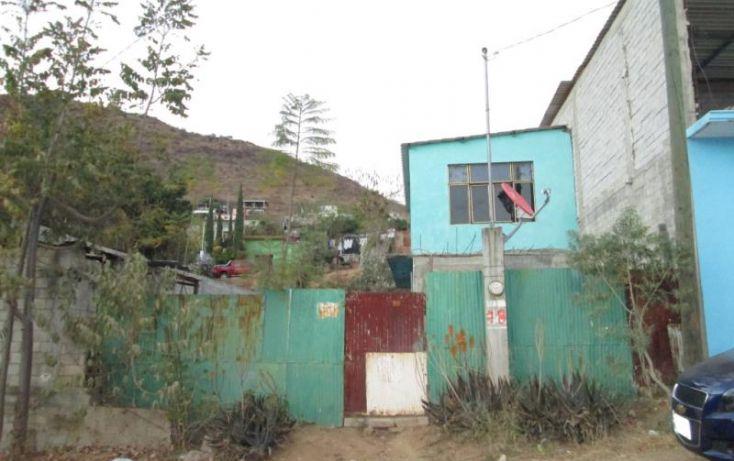 Foto de terreno habitacional en venta en edgardo amilcar, san francisco javier, santa cruz xoxocotlán, oaxaca, 1632806 no 02