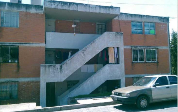 Foto de departamento en venta en edif 2,f, dpto 302, unidad habitacional 302 302, francisco i madero sección 20, nicolás romero, estado de méxico, 1716540 no 01