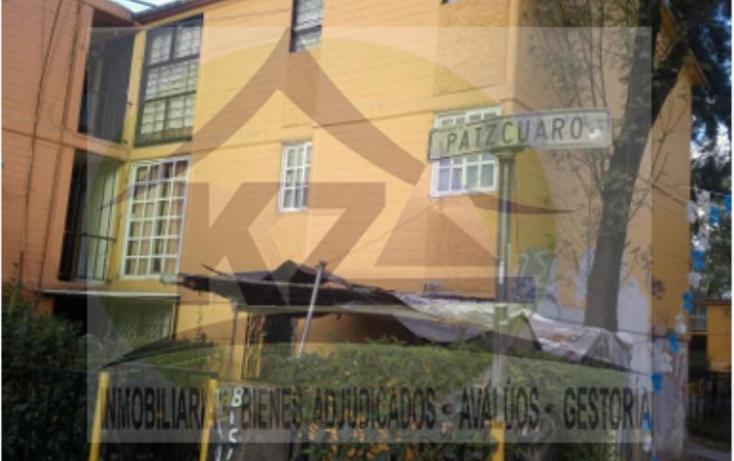 Foto de departamento en venta en  edificio 14, culhuac?n ctm secci?n v, coyoac?n, distrito federal, 1587662 No. 01
