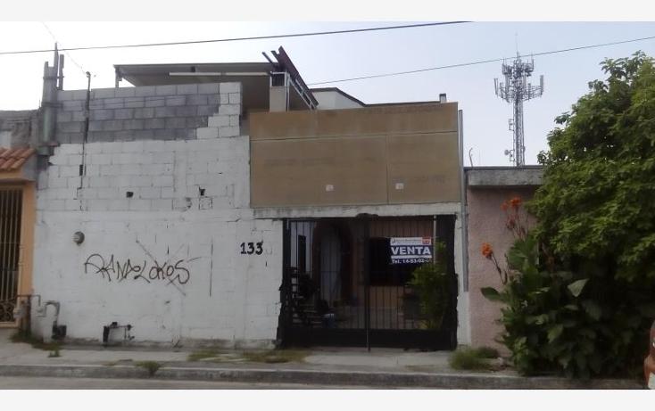 Foto de casa en venta en eduardo livas villarreal 133, pe?a guerra, san nicol?s de los garza, nuevo le?n, 2028770 No. 01