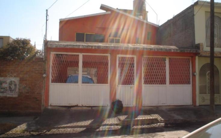 Foto de casa en venta en  , eduardo ruiz, morelia, michoacán de ocampo, 1393193 No. 19
