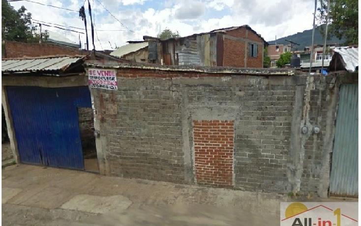 Foto de terreno habitacional en venta en  , eduardo ruiz, uruapan, michoacán de ocampo, 1552396 No. 01