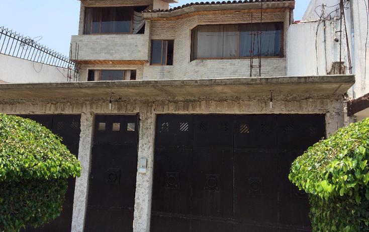 Foto de casa en venta en  , educación, coyoacán, distrito federal, 1133991 No. 01