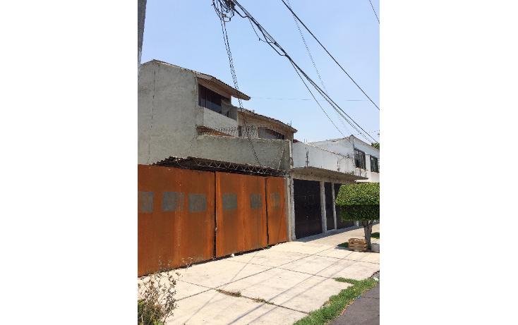 Foto de casa en venta en  , educación, coyoacán, distrito federal, 1133991 No. 02