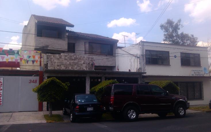 Foto de casa en venta en  , educación, coyoacán, distrito federal, 1409525 No. 01
