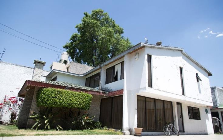 Foto de casa en venta en  , educaci?n, coyoac?n, distrito federal, 1855426 No. 01