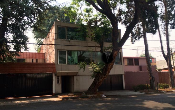 Foto de casa en venta en  , educación, coyoacán, distrito federal, 1930150 No. 01