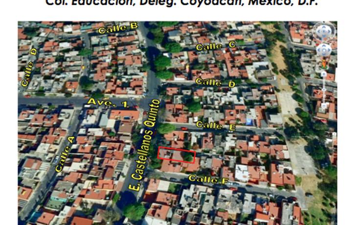 Foto de casa en venta en  , educación, coyoacán, distrito federal, 1930150 No. 02