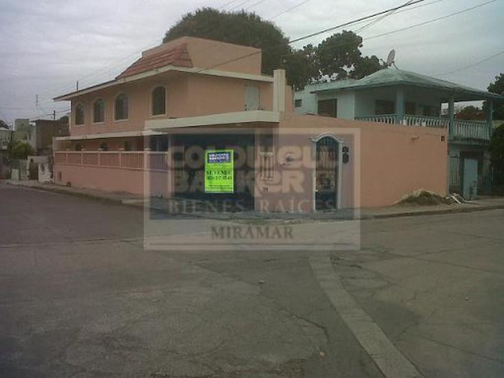 Foto de casa en venta en educadores 500, unidad modelo, tampico, tamaulipas, 428813 No. 01