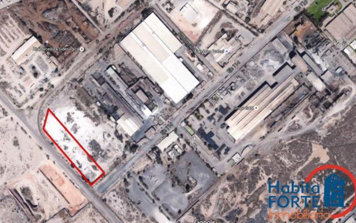 Foto de terreno habitacional en venta en eje 114, zona industrial, san luis potosí, san luis potosí, 1309569 no 01