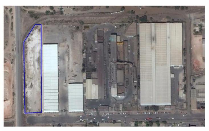 Foto de terreno habitacional en venta en eje 114, zona industrial, san luis potosí, san luis potosí, 1309569 no 02