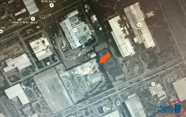 Foto de bodega en renta en eje 130, zona industrial, san luis potosí, san luis potosí, 1005851 no 01