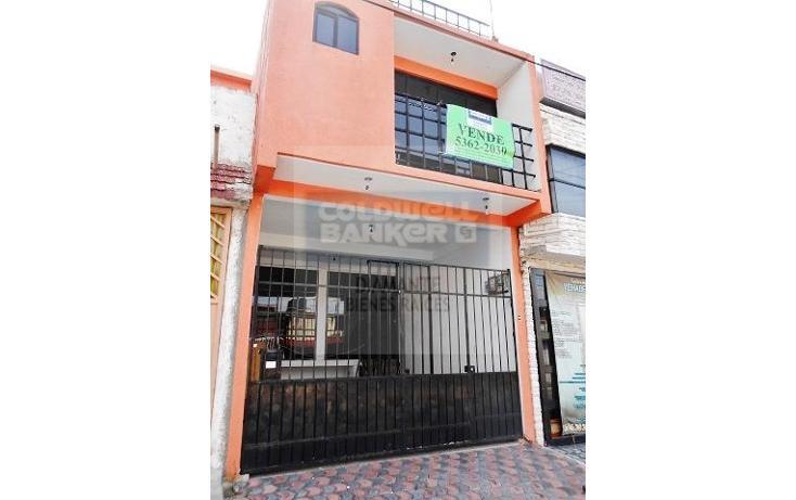 Foto de casa en venta en eje 2 manzana 11lote 12, lomas de cartagena, tultitlán, méxico, 1329865 No. 01