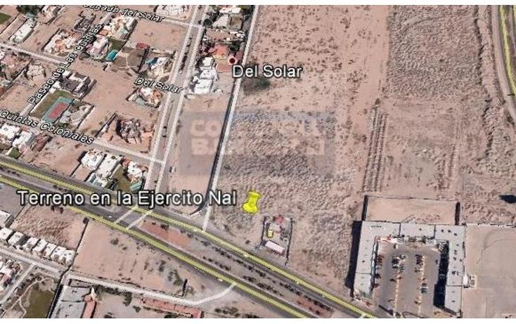 Foto de terreno comercial en venta en  , partido senecu, juárez, chihuahua, 824553 No. 04
