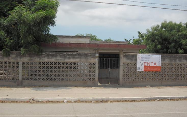 Foto de terreno comercial en venta en  , ejidal (los mangos), navolato, sinaloa, 1066863 No. 01