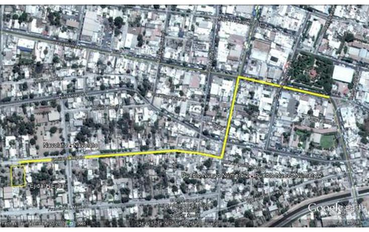 Foto de terreno comercial en venta en  , ejidal (los mangos), navolato, sinaloa, 1066863 No. 02