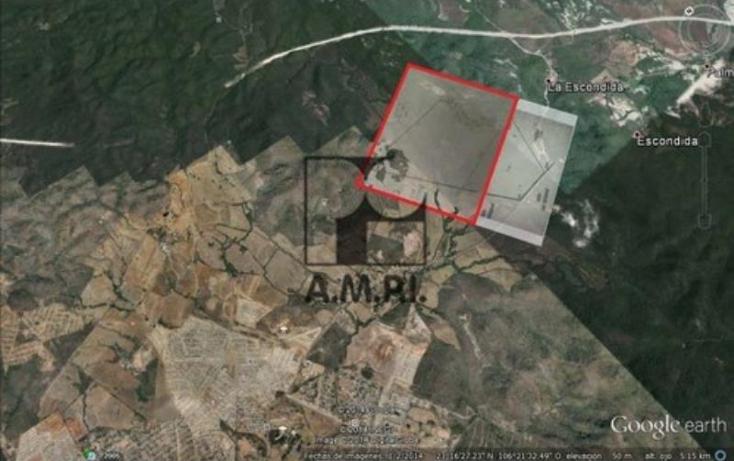 Foto de terreno habitacional en venta en  , ejidal, mazatlán, sinaloa, 814821 No. 01