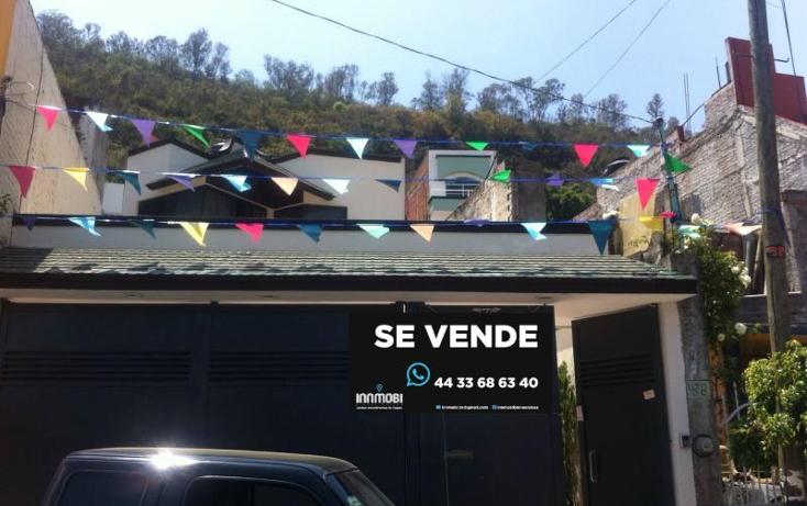 Foto de casa en venta en  , ejidal ocolusen, morelia, michoac?n de ocampo, 1457129 No. 01