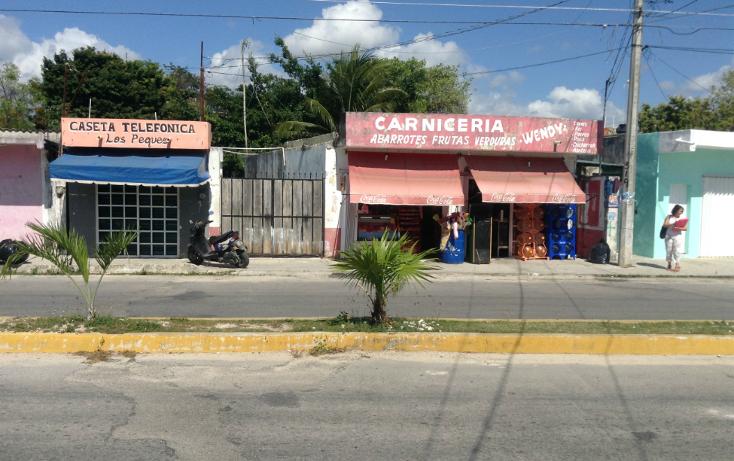Foto de edificio en venta en  , ejidal, solidaridad, quintana roo, 1064677 No. 01