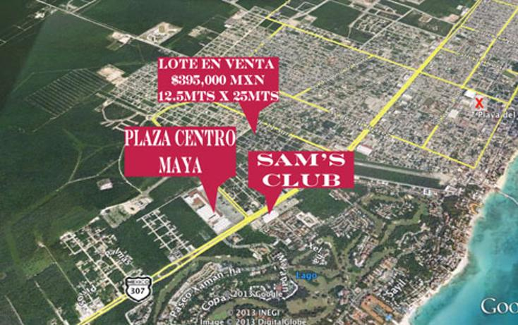 Foto de terreno habitacional en venta en, ejidal, solidaridad, quintana roo, 1121189 no 01