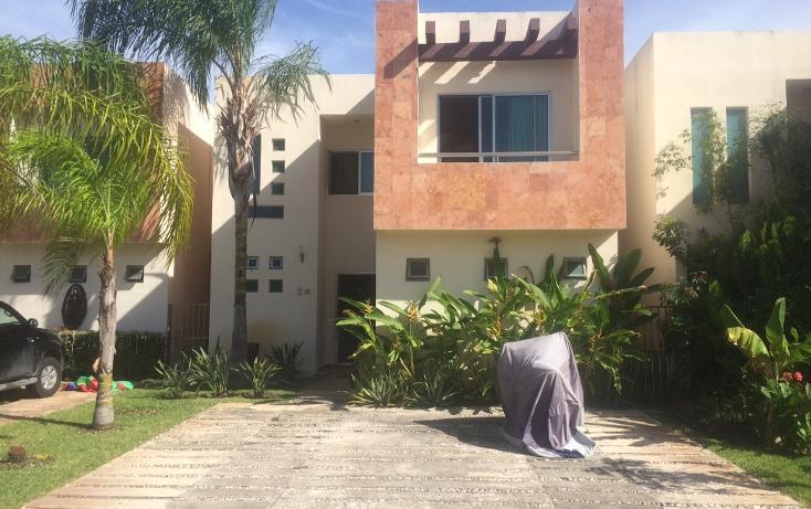 Foto de casa en venta en  , ejidal, solidaridad, quintana roo, 1175083 No. 01