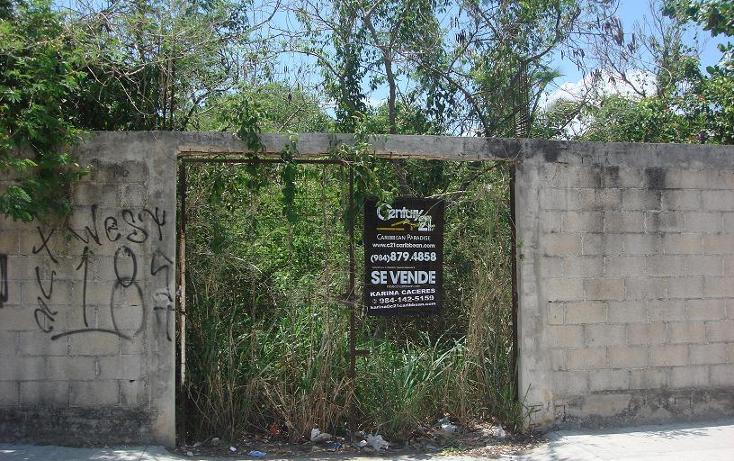 Foto de terreno comercial en venta en  , ejidal, solidaridad, quintana roo, 1275283 No. 03