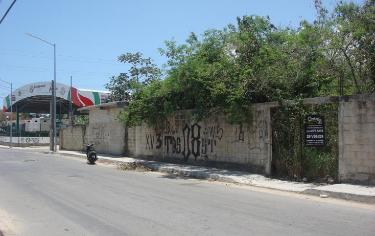 Foto de terreno comercial en venta en  , ejidal, solidaridad, quintana roo, 1275283 No. 04
