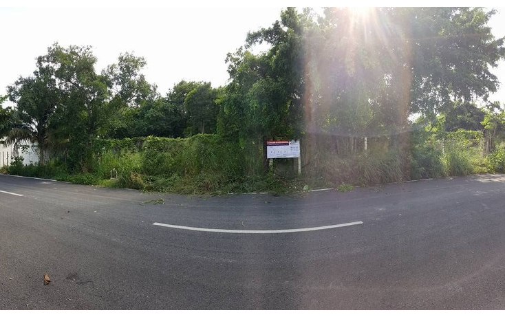 Foto de terreno habitacional en venta en  , ejidal, solidaridad, quintana roo, 1369833 No. 02