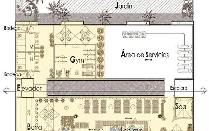 Foto de departamento en venta en  , ejidal, solidaridad, quintana roo, 1394837 No. 01