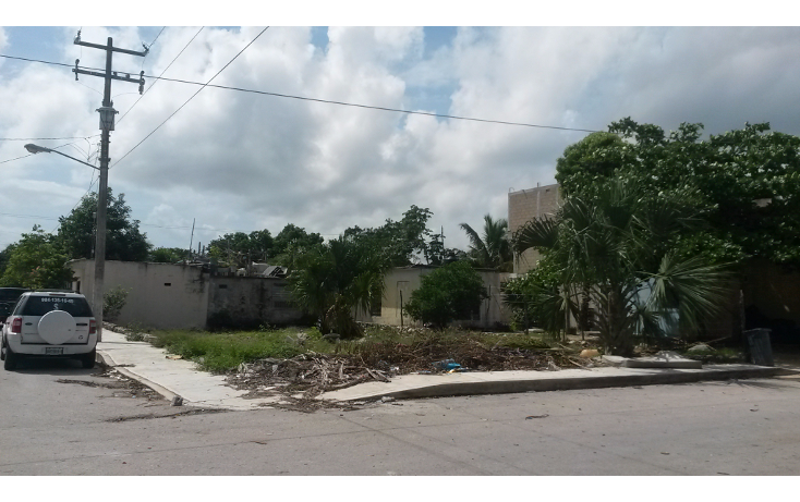 Foto de terreno habitacional en venta en  , ejidal, solidaridad, quintana roo, 1427783 No. 01