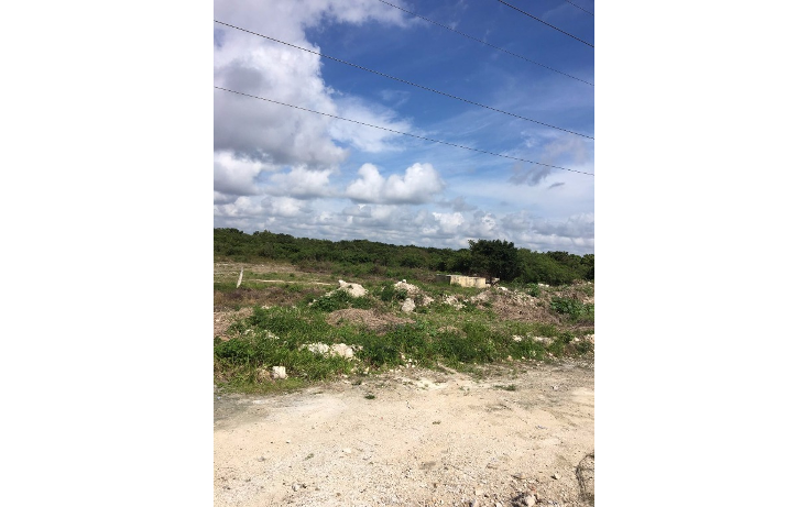 Foto de terreno habitacional en venta en  , ejidal, solidaridad, quintana roo, 1865340 No. 01