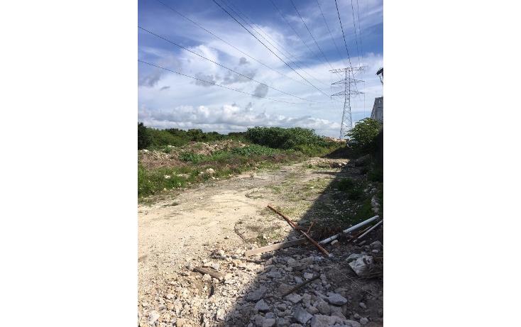 Foto de terreno habitacional en venta en  , ejidal, solidaridad, quintana roo, 1865340 No. 02