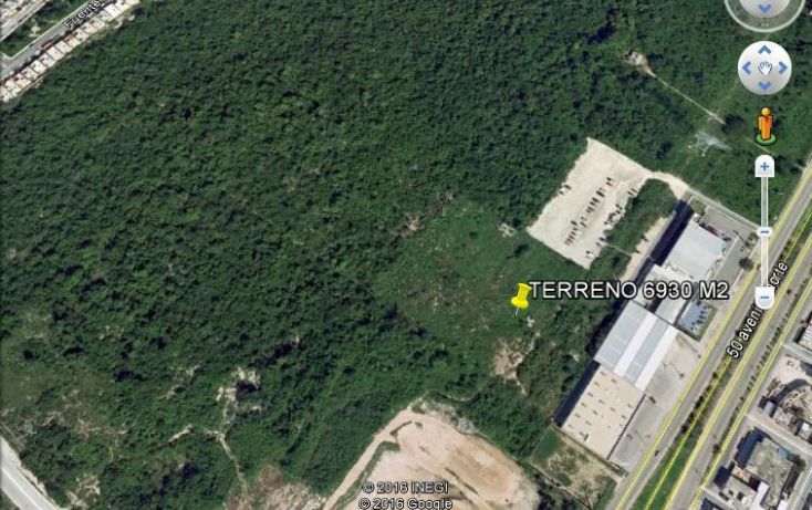 Foto de terreno habitacional en venta en, ejidal, solidaridad, quintana roo, 1865340 no 03