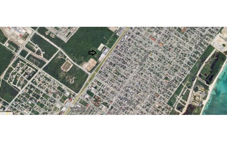 Foto de terreno habitacional en venta en, ejidal, solidaridad, quintana roo, 1865340 no 04