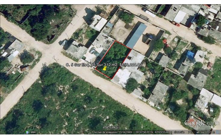 Foto de terreno comercial en venta en  , ejidal, solidaridad, quintana roo, 1877834 No. 02