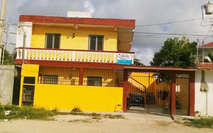 Foto de edificio en venta en  , ejidal, solidaridad, quintana roo, 1877836 No. 01
