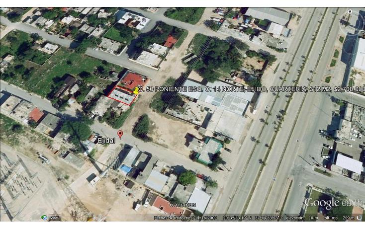 Foto de edificio en venta en  , ejidal, solidaridad, quintana roo, 1877836 No. 03