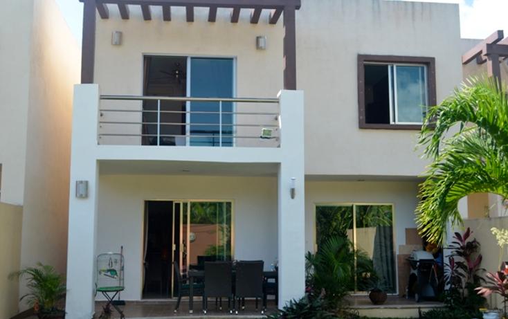 Foto de casa en venta en  , ejidal, solidaridad, quintana roo, 939987 No. 01