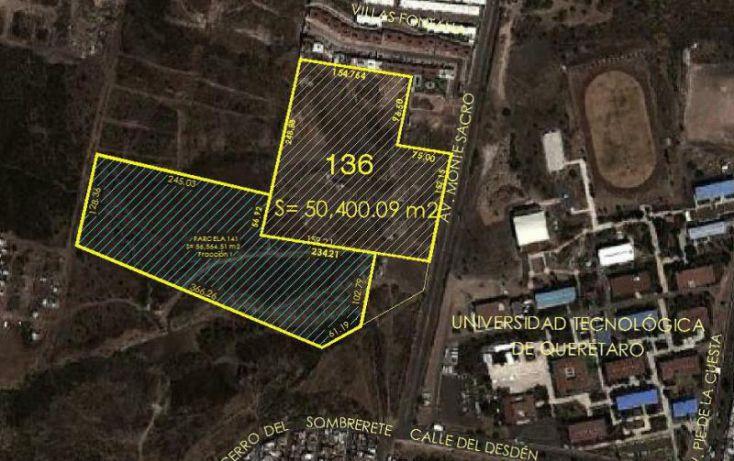 Foto de terreno comercial en venta en ejido 1, san joaquín san pablo, querétaro, querétaro, 1437507 no 05
