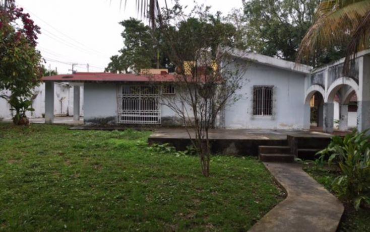 Foto de casa en renta en ejido 103, sanchez magallanes, centro, tabasco, 1689280 no 01