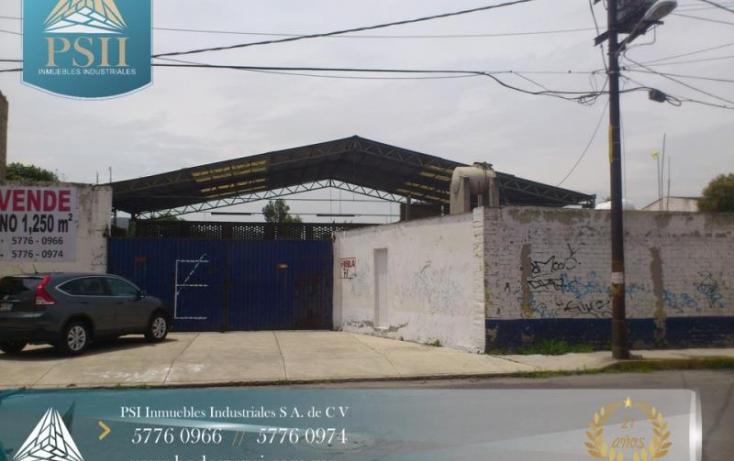 Foto de terreno industrial en venta en ejido 40, el charco, ecatepec de morelos, estado de méxico, 845665 no 01